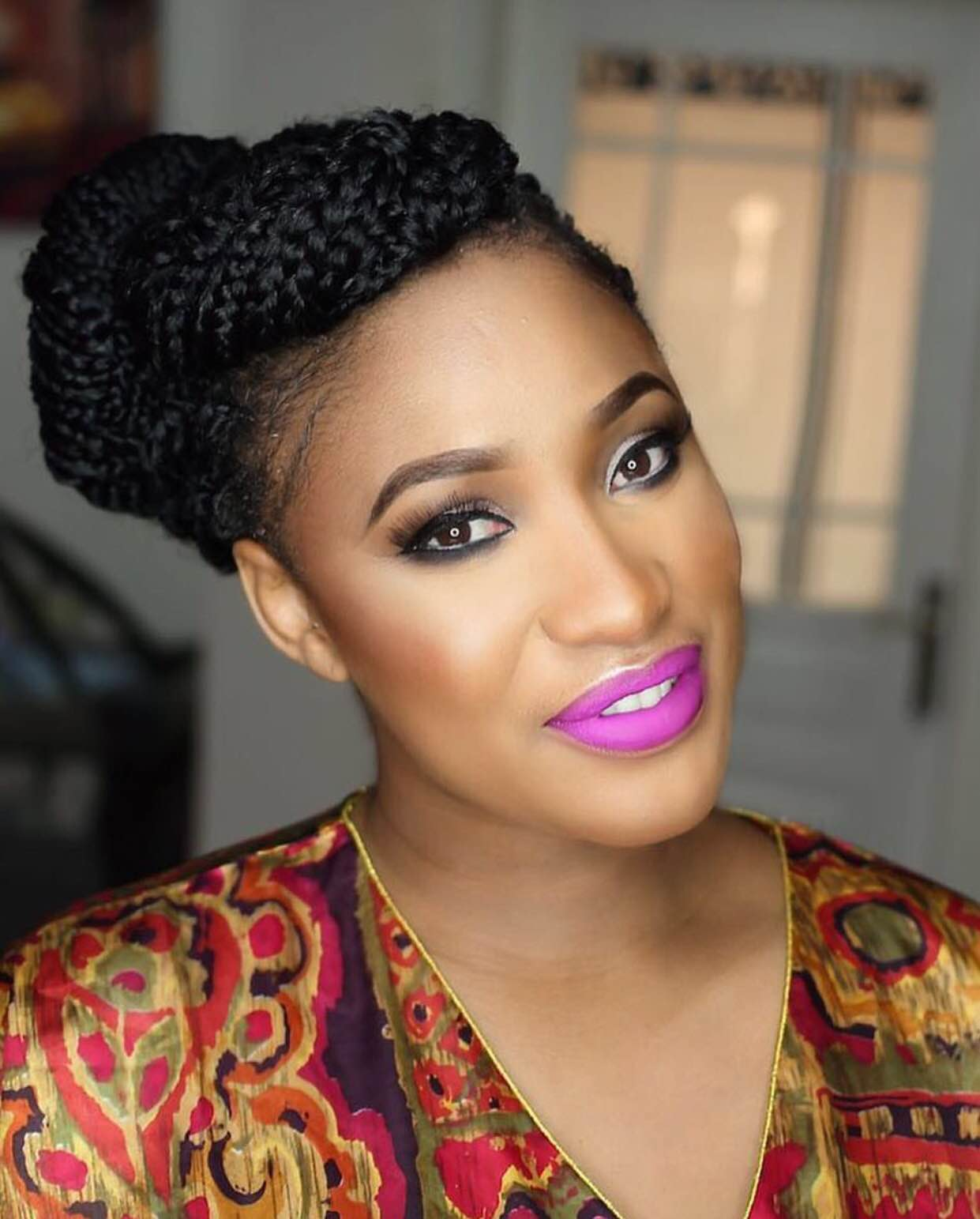 tonto dikeh gets gift from her husband