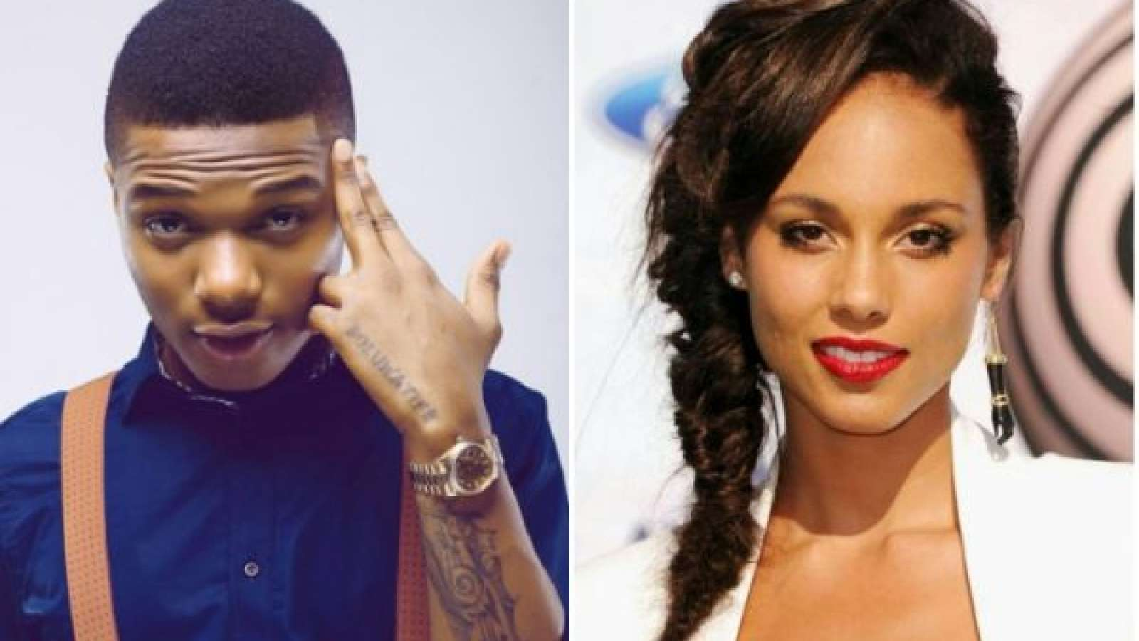 Wizkid and Alicia Keys Collab