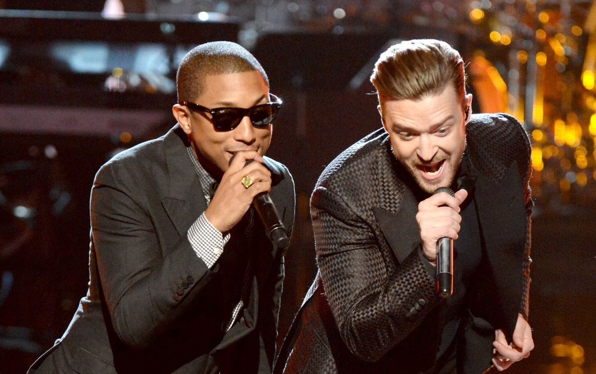 Justin Timberlake On New Album With Pharrell Williams
