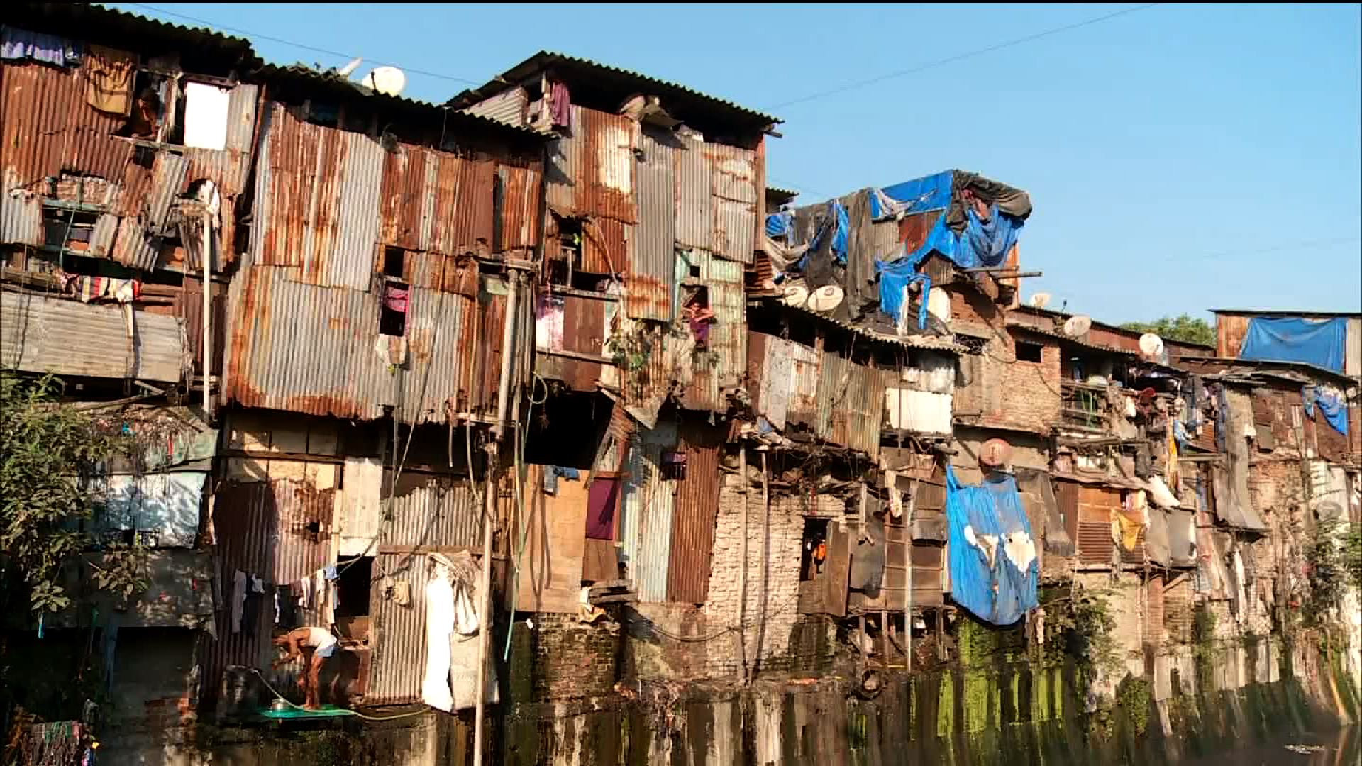 There May Still Be Hope For The Slums...
