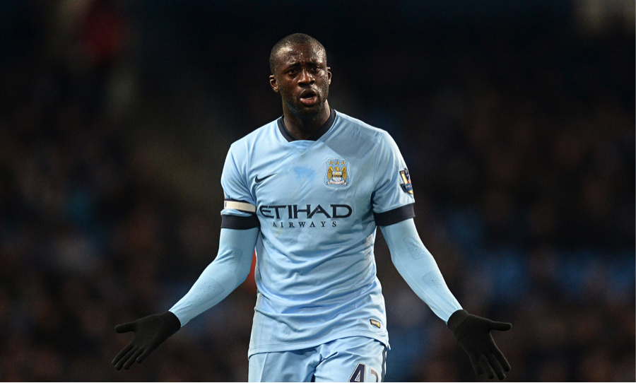 Yaya Toure's Agent Meets Cold Shoulder