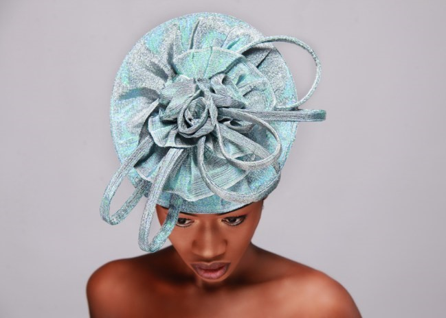 Sissy Remi: 'Cultured Lady' Collection of Hats and Headgear