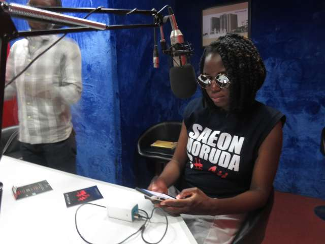 Rapper Saeon Chooses Banky W As Mentor In Industry