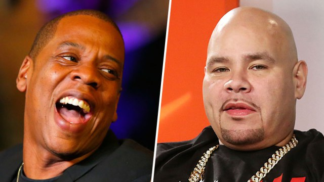 Beef Aside, Fat  Joe Signs To Jay Z's  Roc Nation