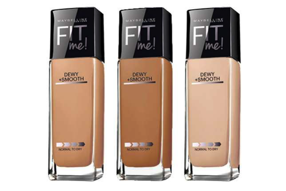Maybelline Fit Me Matte + Poreless Foundation is a Must Have