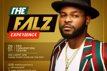 Falz announces first ever concert The Falz Experience