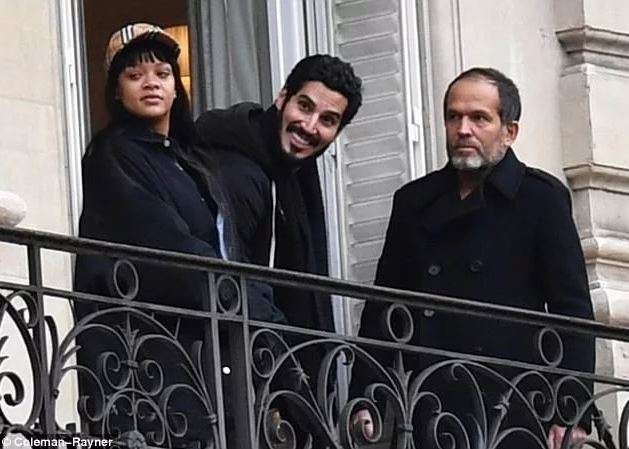 rihanna and jameel