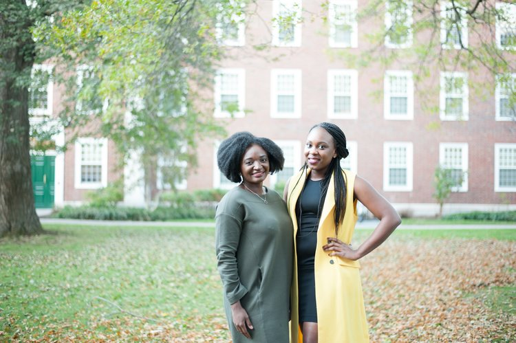 2018 Conference Co-Chairs: Afua Ahwoi & Aminata Ly