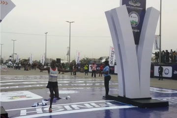 winner access bank marathon