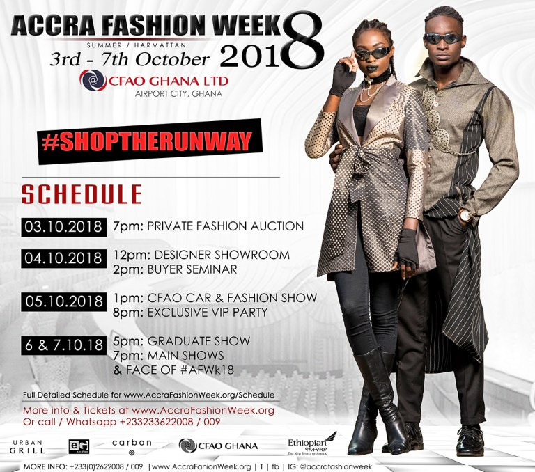 accra fashion week