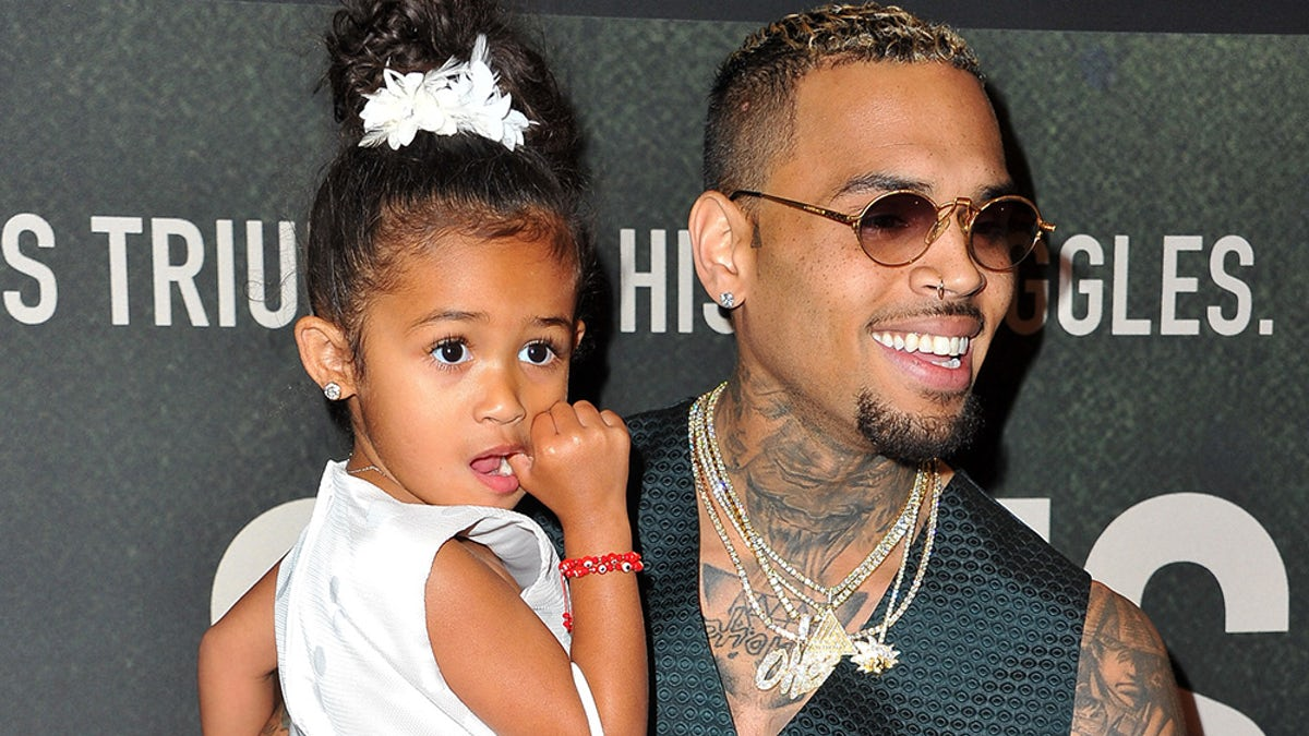 chris brown daughter - 1200×675