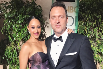 tamera mowry and huband adam housley
