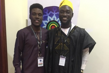 seun richards and joel adegboye