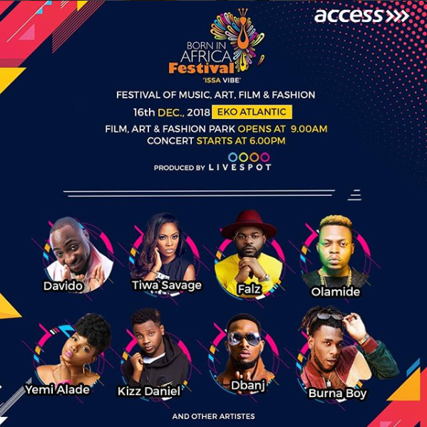 access bank party born in africa