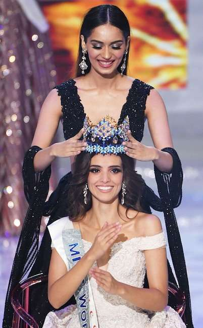 miss world 2018 crowned
