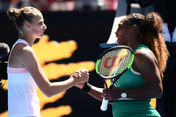 Serena Williams Loses Out Of Australian Open