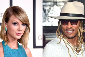 taylor swift and future