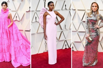 oscars 2019 fashion