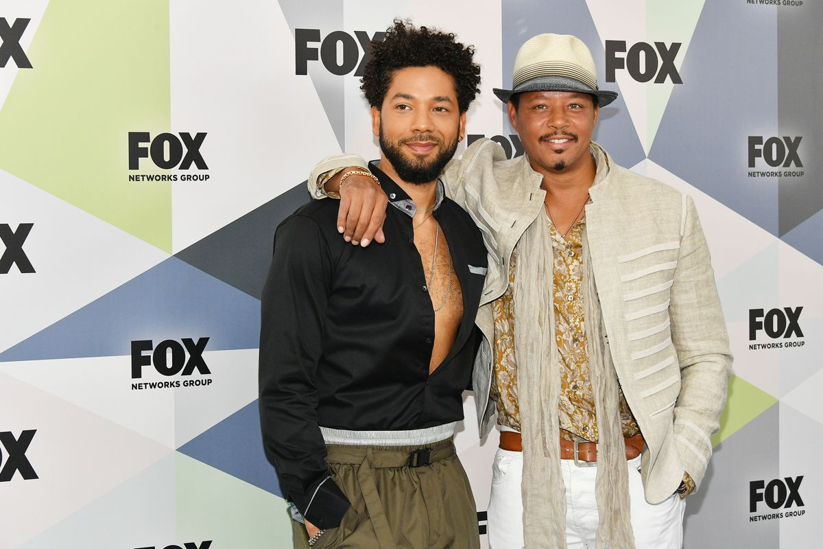 terrence howard and jussie smollett 1