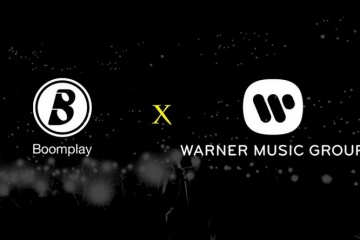 boomplay and warner music group