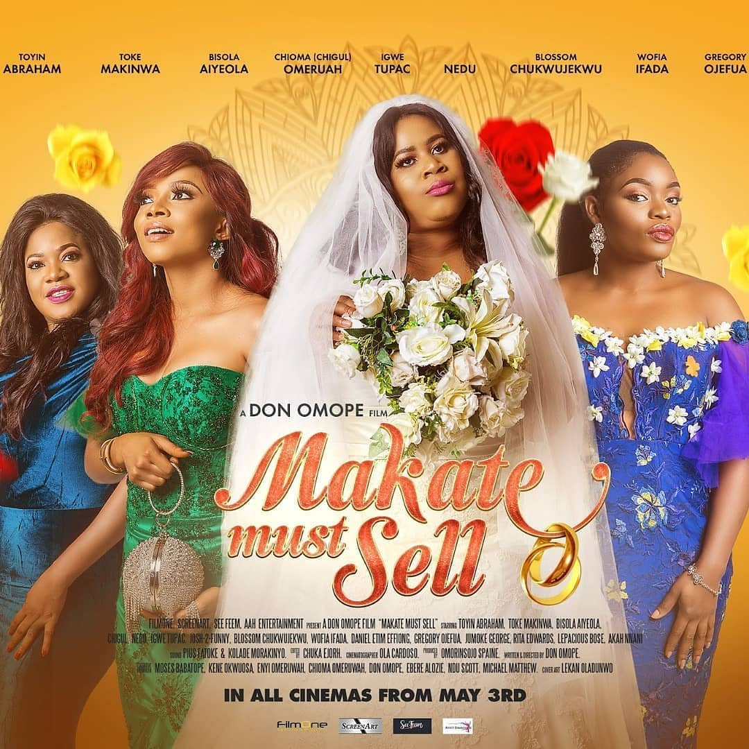 makate must sell film