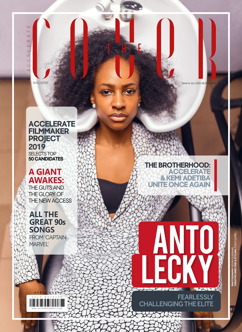 the cover anto lecky