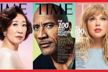 Time magazine's most influential
