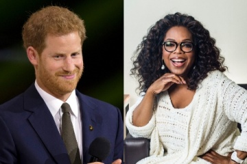 prince harry and oprah winfrey