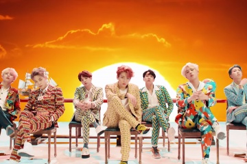 bTS & Halsey Smash Youtube Records With 'Boy With Luv'