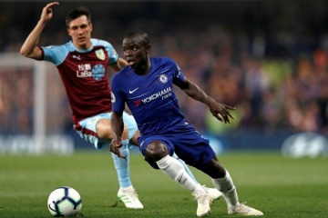ngolo kante v burnley