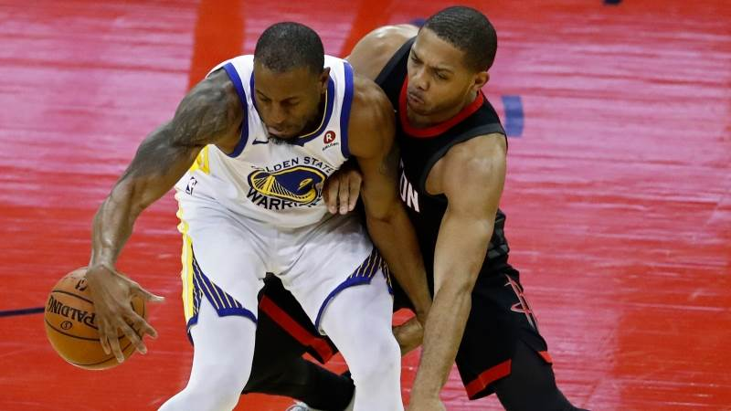Warriors Defeat Rockets In Western Conference Semifinals