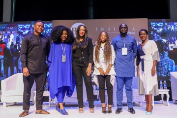 Mr Chima, TY Bello, Colette Otusheso, Ijeoma Balogun, Chris Omoijiade and Tewa Onasanya