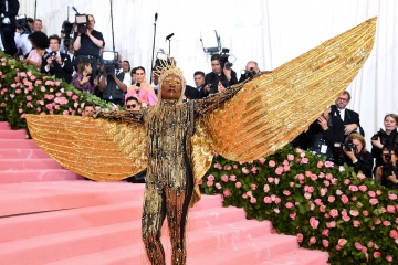 The 2019 Met Gala Celebrating Camp