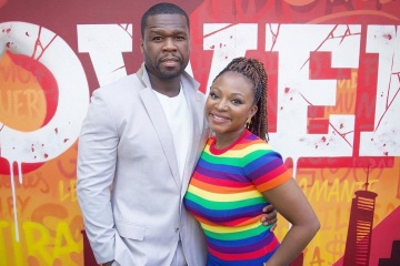 50 cent and naturi naughton