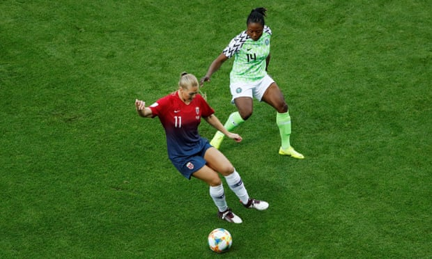 nigeria vs norway