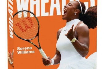 serena wheaties