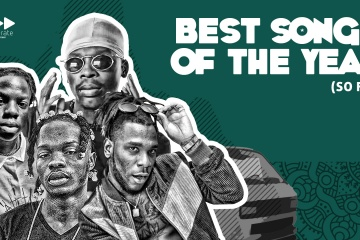 BEST SONGS OF THE YEAR 2019