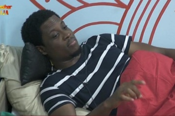 Big Brother Naija Seyi