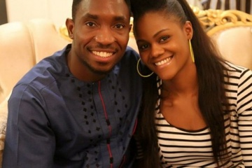 Busola and Timi Dakolo