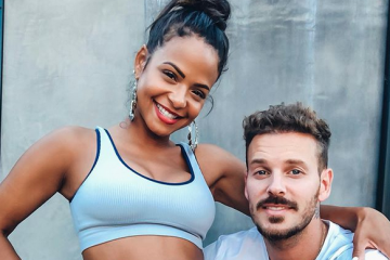 christina milian and matt pokora accelerate tv