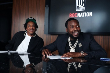 dream chasers label jay z meek mill