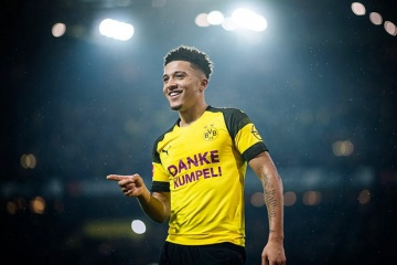 jadon sancho accelerate tv