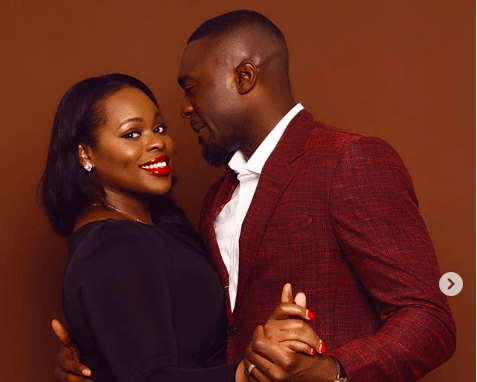 kenneth okolie and wife