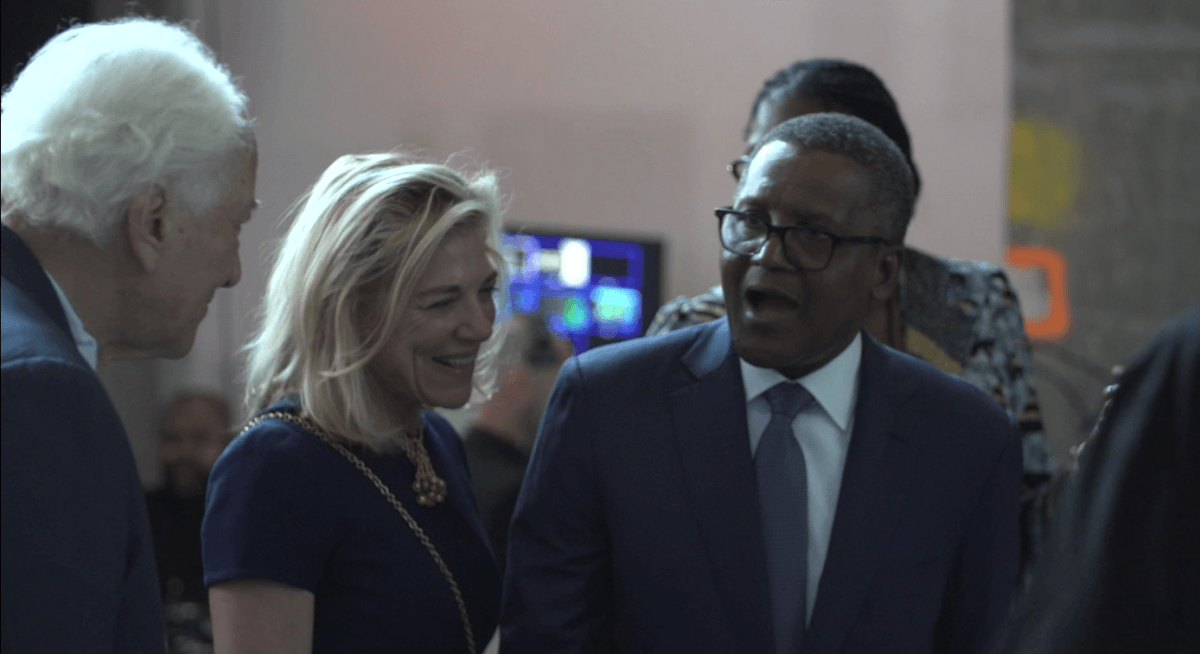 african centre dangote and bill gates