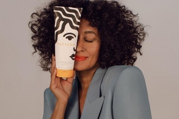 Tracee Ellis-Ross pattern hair