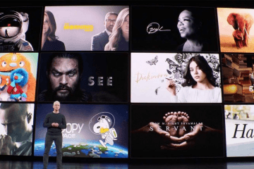 apple boss streaming tv+