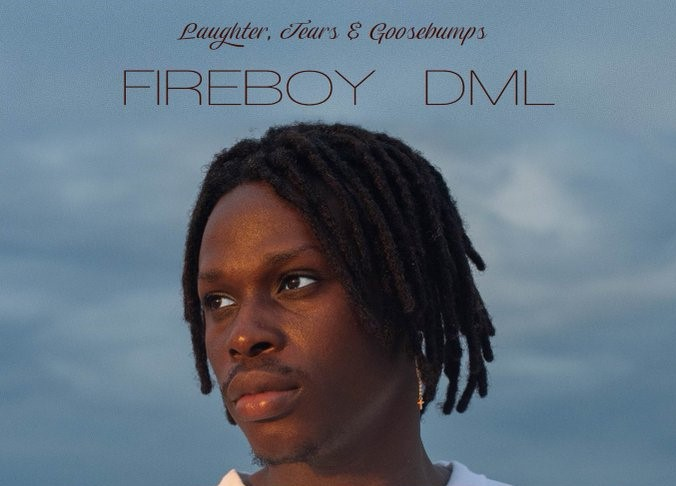 Laughter Tears and Goosebumps Fireboy