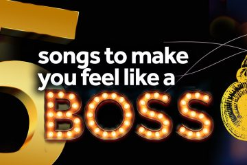 5 songs who's the boss
