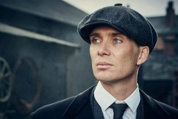 Tommy Shelby from Peaky Blinders