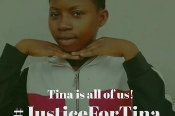 justice for tina